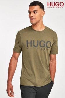 HUGO Dolive Logo T-Shirt
