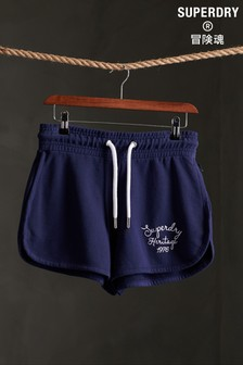 Superdry Curve Hem Shorts
