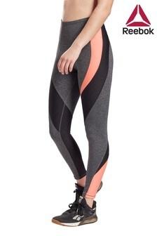 Reebok Grey Lux High Rise Leggings