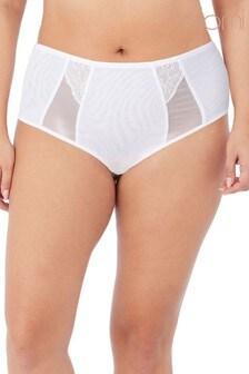 Elomi White Brianna Bikini