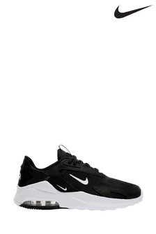 Nike Air Max Black/White Bolt Trainers