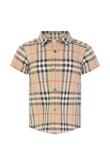 Burberry Kids Baby Boys Vintage Check Fredrick Shirt