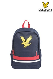 Lyle & Scott Contrast Band Backpack