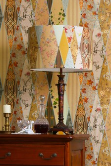 The Chateau by Angel Strawbridge Wallpaper Lamp Shade