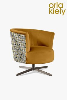 Orla Kiely Lily Swivel Chair