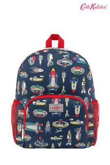 Cath Kidston® Kids Up In Space Classic Rucksack Mesh Pocket