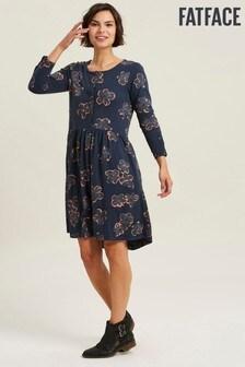 FatFace Nina Kleid mit Blütengrafiken