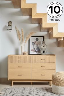 Conway 6 Drawer Wide Chest