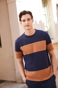 Relaxed Boxy Fit T-Shirt