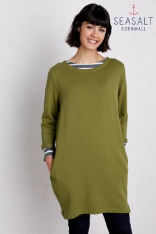 Seasalt Green Stone Carving Creek Tunic