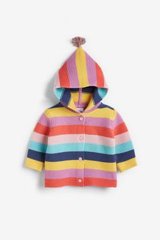 Stripe Bright Cardigan (0mths-3yrs)