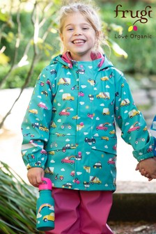 Frugi Waterproof Lined Coat