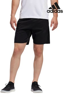 adidas Black Aero Adapt 3 Stack Shorts