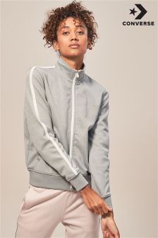Converse Miley Cyrus Grey Track Jacket
