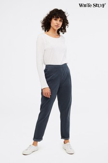 White Stuff Grey Winter Maison Cord Trousers