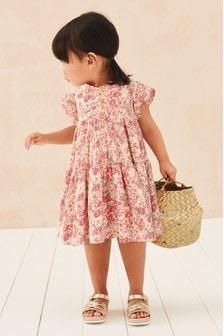 Tiered Jersey Dress (3mths-7yrs)