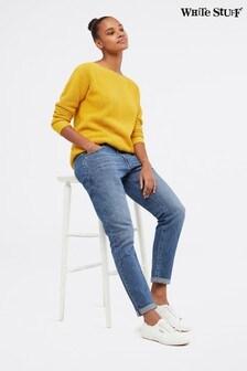 White Stuff Blue Sussex Jeans