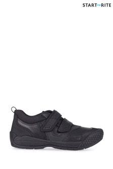 Start-Rite Black Strike Shoes