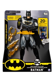 "Batman® 12"" Rapid Change Utility Belt Action Figure"