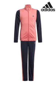 adidas Pink FND Tracksuit
