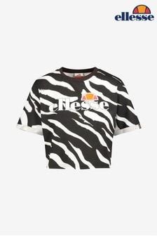 Ellesse™ Multi Rerta Crop T-Shirt