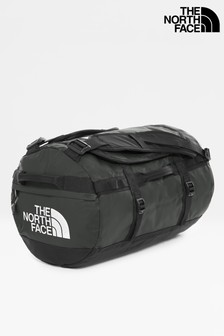 The North Face® Black Base Camp Duffel Bag Small