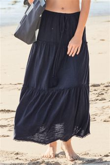 Maxi Layer Skirt