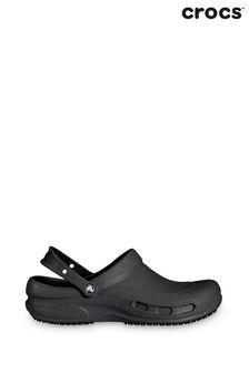 Crocs™ Black Bistro Work Clogs