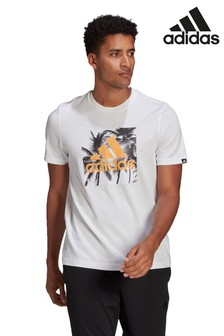 adidas Palm Graphic T-Shirt