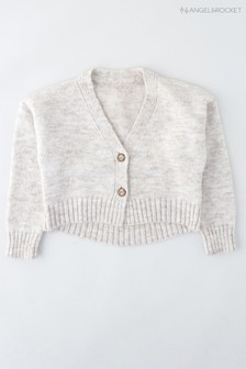 Angel & Rocket Natural Drop Shoulder Cardigan