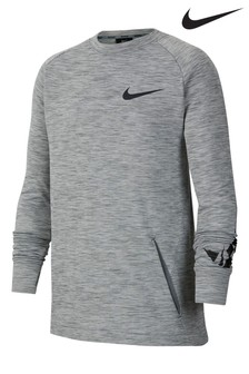 Nike Comfort Fleece Long Sleeve Top