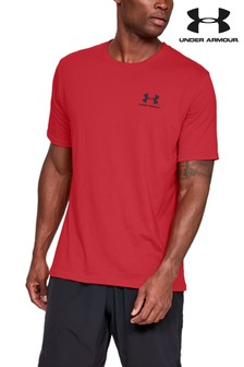 Under Armour Red T-Shirt