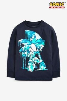 Sonic Long Sleeved T-Shirt (3-16yrs)