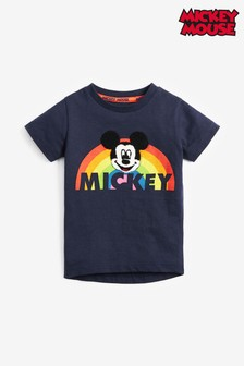 Mickey Mouse™ Rainbow T-Shirt (3mths-8yrs)