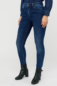 Monsoon Ladies Blue Iris Authentic Regular Jeans