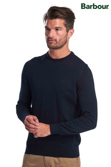 Barbour® Cotton Crew Jumper