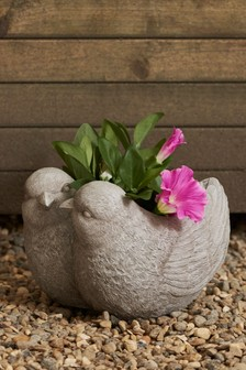 Love Bird Plant Pot