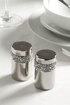 Harper Gem Salt & Pepper Shakers