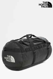The North Face® Black Base Camp Duffel Bag Large