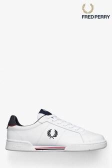 Кожаные кроссовки B722 Fred Perry