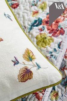 V&A Sweet Geranium Cushion