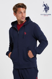 U.S. Polo Assn. Fleece Zip Hoody