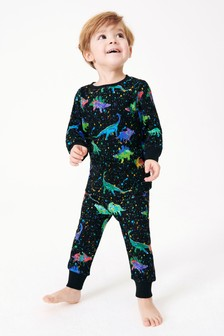 Splat Dino Snuggle Pyjamas (9mths-12yrs)