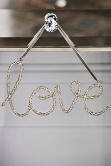 Love Hanging Decoration