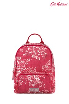 Cath Kidston® Washed Rose Small Backpack