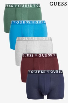 Guess Multi Boxers Five Pack