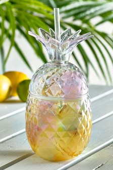 Pineapple Shatterproof Novelty Cup