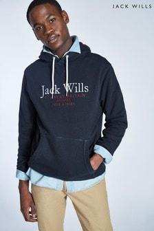 Jack Wills Navy Hoody