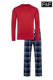 F&F Ll Holiday Flannel Set