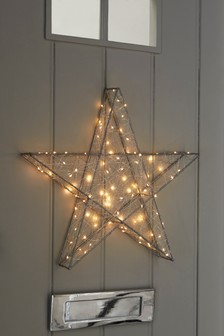 Lit Small Star